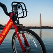 How do bike-sharing schemes shape cities?