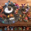 Reaching for the Skylanders