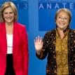 Bachelet's coronation