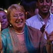 Bachelet by a mile