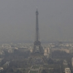 Paris in the smog