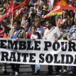 Why French trade unions are so strong