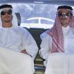 Driving a Saud