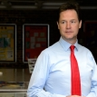 Nick Clegg hangs on
