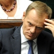 Tusk's tough week