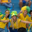 Brazil's home advantage in the World Cup