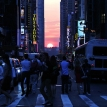 The meaning of Manhattanhenge