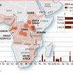 Ebola's spread