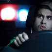 Driving while nervous