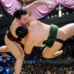 Why the Japanese are no longer on top in sumo wrestling