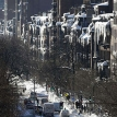Why global warming does not necessarily result in warmer winters