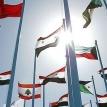 The Arab world's multiplying flags