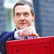 Britain's rollercoaster budget, the mighty dollar and trade blocs