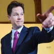 An interview with Nick Clegg