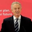 Tony Blair makes nice
