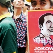 Jokowi's the man