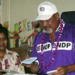 Bouterse is back