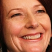 Rudd on the tracks as Gillard takes over