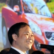 China's lucky man bags Volvo