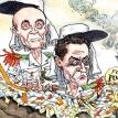 Nicolas Sarkozy's diplomatic troubles