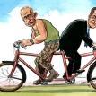 The Putin v Medvedev tandem