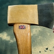 Where the axe should fall