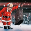 Uncle Volodya's flagging Christmas spirit