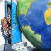 Deciding Europe's place in the world