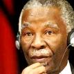Thabo Mbeki's fall