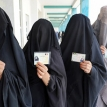 Afghans at the polls
