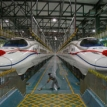 China's dashing new trains