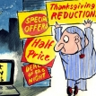 'Tis the season to be frugal