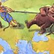 The Eurasian tug-of-war