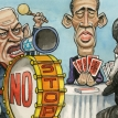 Barack, Bibi and Iran