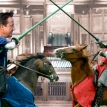 Parliamentary jousting