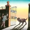 The euro's hellhound