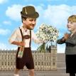 Wooing Mrs Merkel
