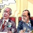 Vladimir Putin's European adventures