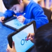 Taking the learning tablets