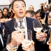 Raising a half-full glass to Renzi