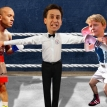 In the ring with Chuka Obama