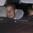 Sarkozy held