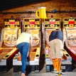 Skee-ball wizards