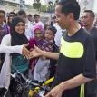 Jokowi's jinks