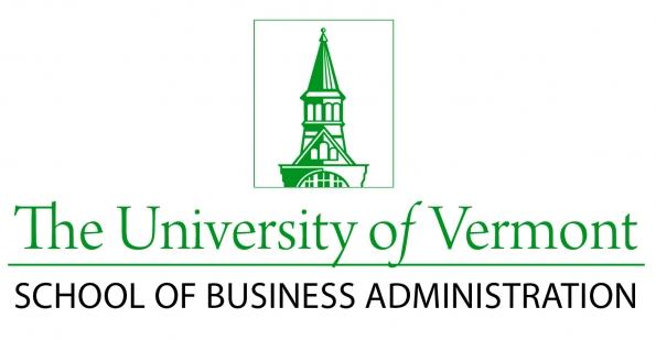University of Vermont School of Business Administration ...