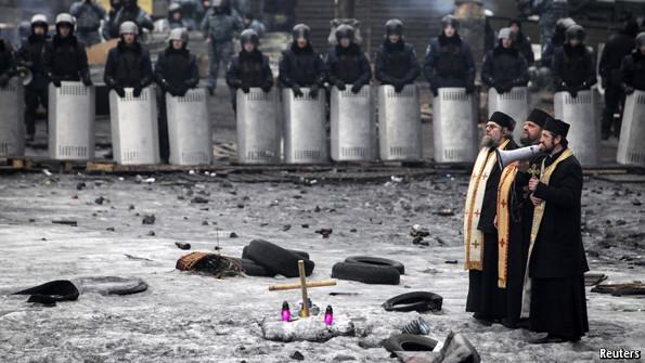 More Debate Prep >> Ukraine's churches: Inspiring and confusing   The Economist