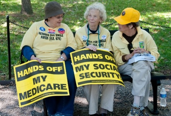 a debate on medicare in the united states of america Challenges facing the united states of america in implementing universal coverage united states of america states that chose not to expand medicaid.