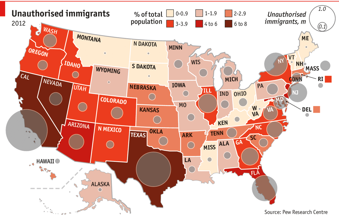 america land of immigrants essay The 'nation of immigrants' argument is flawed: americans generally want to welcome exiles, but not at the expense of adopting the conditions that led them to flee.
