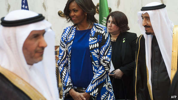 The Economist explains: Saudi Arabia's dress code for ...