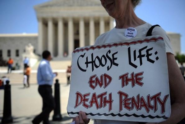 persuasive essay death sentence